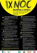 Noc Muzeów 2016 w Muzeum Uniwersytetu Opolskiego