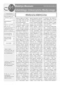 Kolejny numer Biuletynu Gdańskiego Uniwersytetu Medycznego