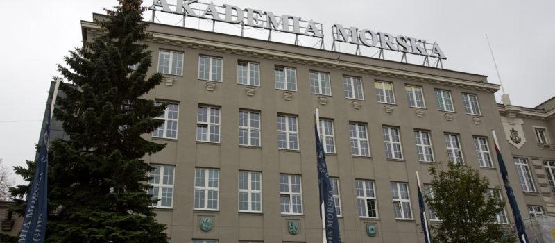 Sala Tradycji Akademii Morskiej w Gdyni