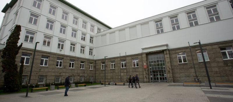 Muzeum Geologii Złóż im. Czesława Poborskiego, Wydział Górnictwa i Geologii Politechniki Śląskiej w Gliwicach