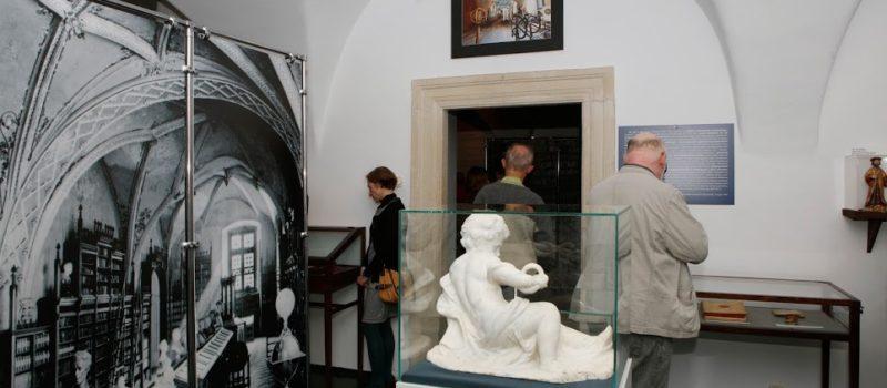 """Wystawa """"Bibliotheca Magna. Biblioteka Jagiellońska na przestrzeni dziejów"""" w Muzeum Uniwersytetu Jagiellońskiego"""