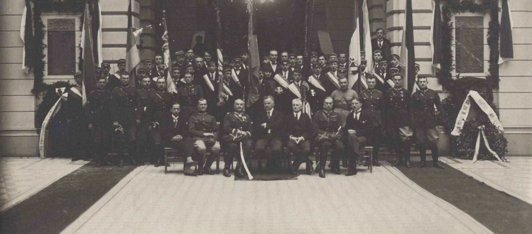 """Wystawa """"Walka o wolność i tożsamość narodową. 100-lecie Niepodległości Polski"""""""
