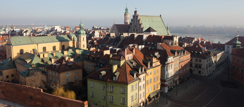 """Spacer """"Dziedzictwo Uniwersytetu Warszawskiego: Stare Miasto"""""""