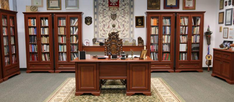 Gabinet Ryszarda Kaczorowskiego Ostatniego Prezydenta RP na Uchodźstwie