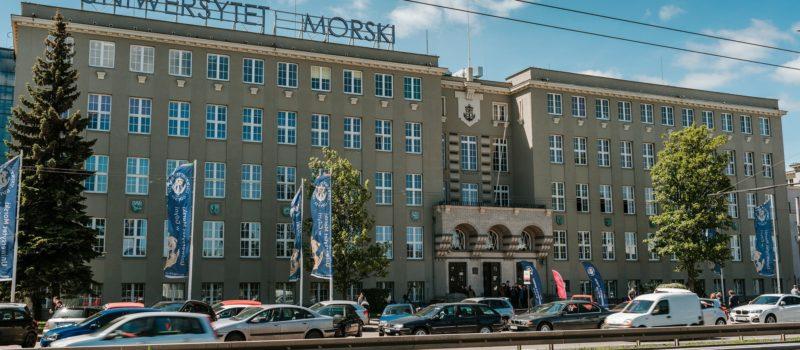 Sala Tradycji Uniwersytetu Morskiego w Gdyni
