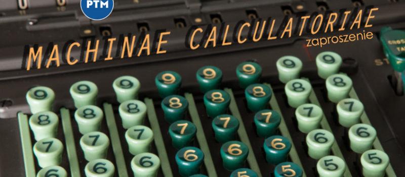 """""""Machinae Calculatoriae – przyrządy wspomagające obliczenia"""" – wystawa w Muzeum Uniwersytetu Jagiellońskiego"""
