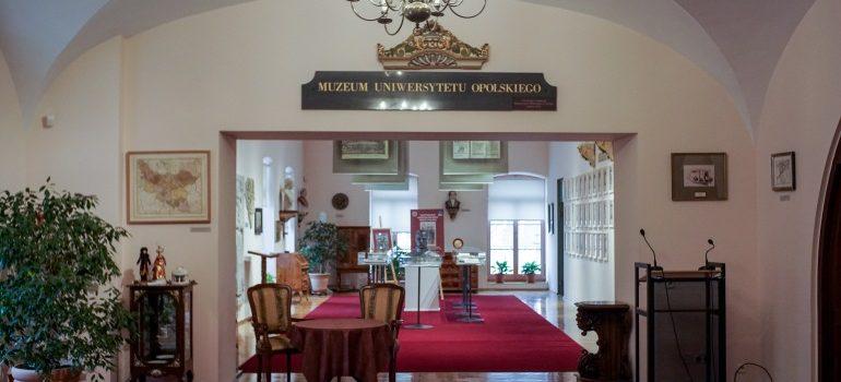 """""""O!polskie muzea – aplikacja mobilna"""" – Muzeum Uniwersytetu Opolskiego"""