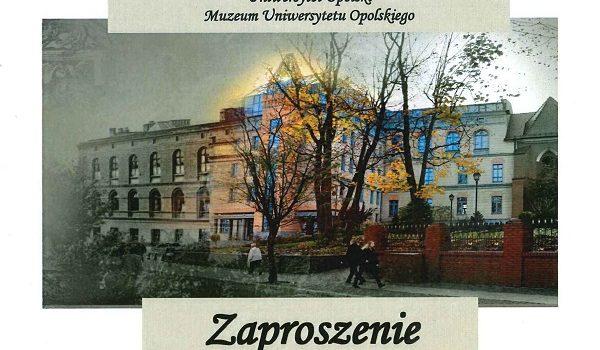 Wieczór kolęd w Muzeum Uniwersytetu Opolskiego