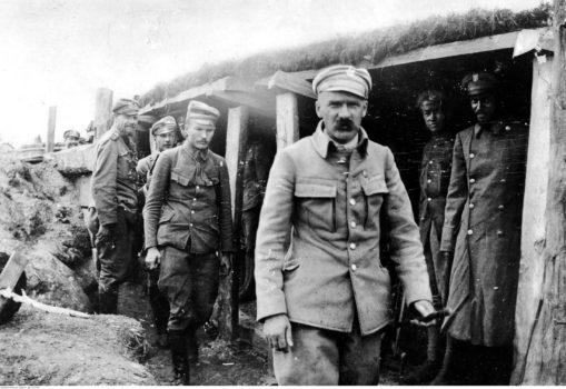 150. rocznica urodzin Józefa Piłsudskiego – sesja naukowa na Akademii Sztuk Pięknych w Warszawie, 5.12.2017