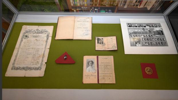 Wernisaż wystawy Wybrane przedmioty z kolekcji Muzeum UR