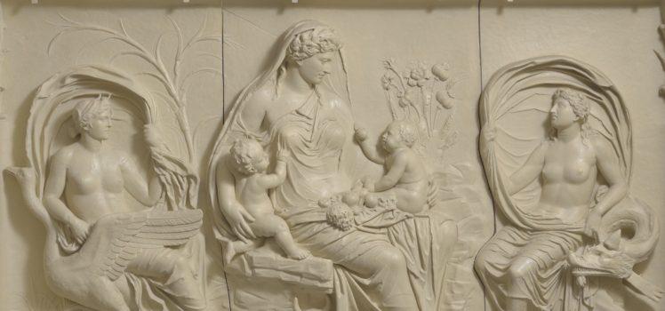 """""""Pod znakiem Wenus. Rzeźba i relief starożytnej Grecji i Rzymu"""""""
