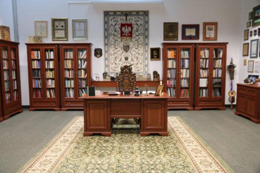 Gabinet Ryszarda Kaczorowskiego Ostatniego Prezydenta II RP na Uchodźstwie