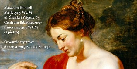 Femina et Medicina. Portret Hygiei w tradycji akademickiej Warszawy – wystawa w Muzeum Historii Medycyny WUM