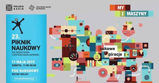 Muzeum Historii Medycyny i Farmacji Uniwersytetu Medycznego w Białymstoku na 23. Pikniku Naukowym w Warszawie