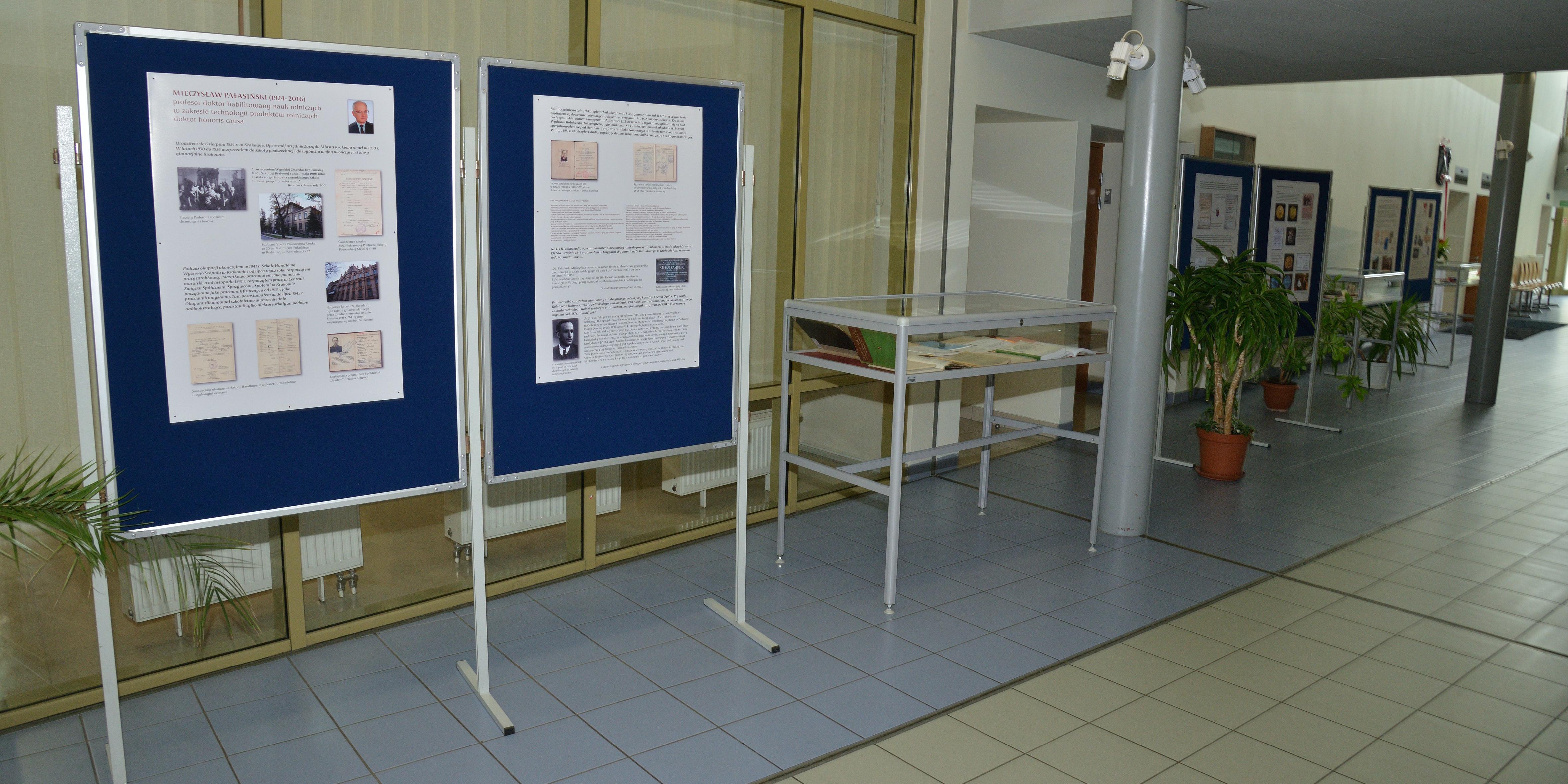 Wystawa w Muzeum Uniwersytetu Rolniczego w Krakowie