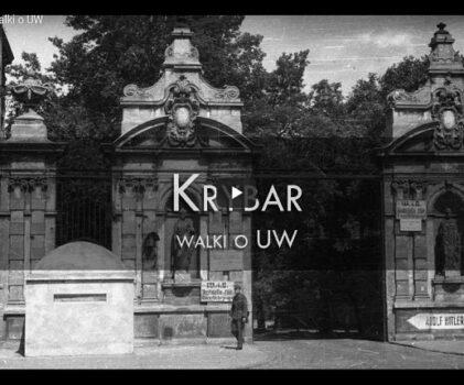 "KRYBAR, Walki o UW – projekt ""Otwarty Kampus"""