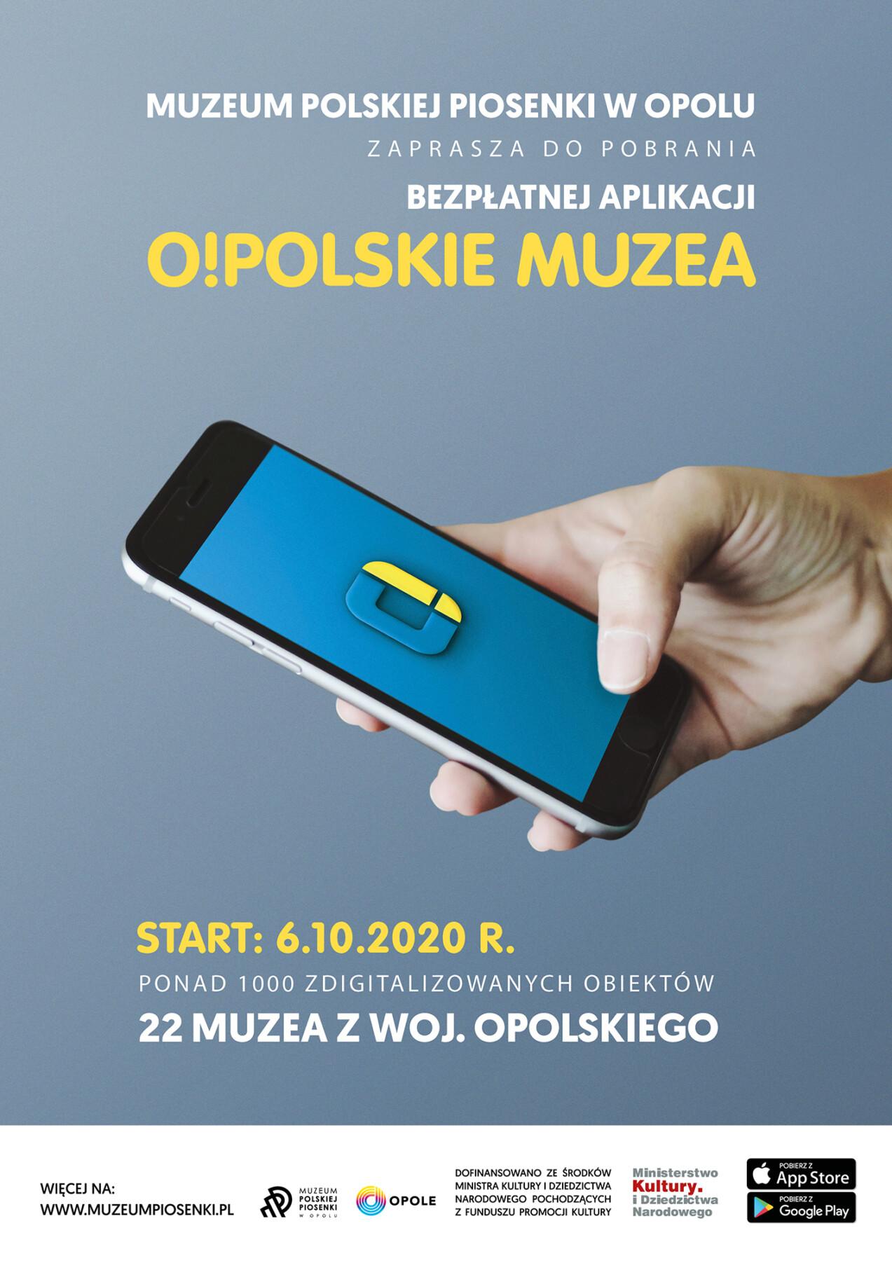 O Polskie Muzea Aplikacja Mobilna Dofinansowana Przez Mkidn Stowarzyszenie Muzeow Uczenianych