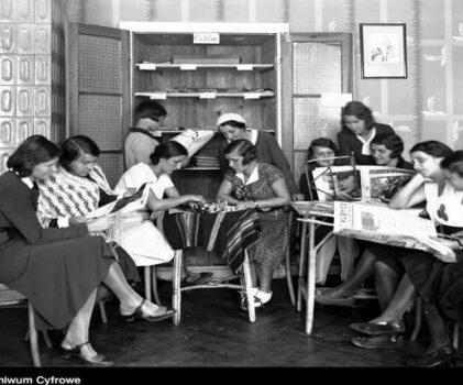Kobiety w nauce w dwudziestoleciu międzywojennym