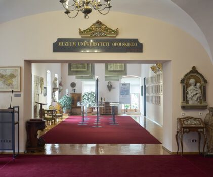 Żydzi w Opolu w latach 1945-1968 – wybrane zagadnienia – wystawa w Muzeum UO