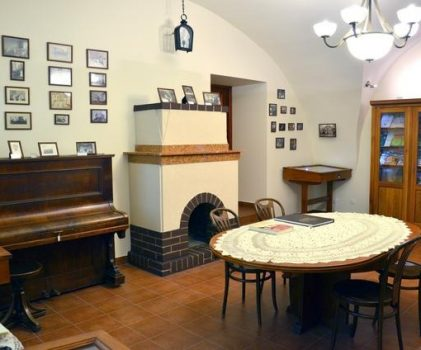 Parlour of the History of Nursing