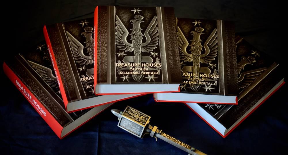 """Treasure Houses of Polish Academic Heritage"" – AWARDED"