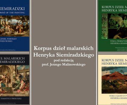 Korpus dzieł malarskich Henryka Siemiradzkiego w Muzeum UW